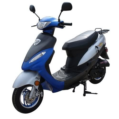 Scooter 50cc GY6 Geely FlyScooter Chaunl Repair Manual
