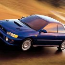 2000 Subaru Repair Manual Impreza STi WRX Wagon EJ20