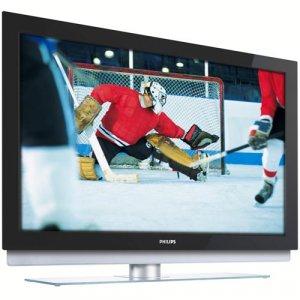 """63"""" Plasma HDTV"""
