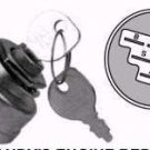 AYP Sears Craftsman Part # 140301, 92556 Lawn Tractor Ignition Key Start Switch