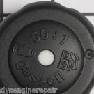 310816001 Fuel Gas Petrol Cap Homelite Toro Ryobi Craftsman Trimmer Blower