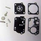 Zama RB-141 C1U-H62A C1U-H62 Carburetor Repair Kit Craftsman Homelite Trimmer