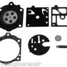 Walbro HDB Carburetpr Repair Rebuild Kit Poulan Pro Sears 3400 3700 3800