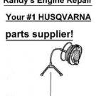 FUEL GAS CAP HUSQVARNA 501816903 537215203 537 21 52-03