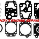 Walbro Carb Carburetor kit engine parts K20-WYJ rebuild