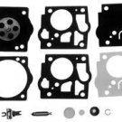 Homelite XL-12, Super XL Complete Carb Repair Kit, for Walbro SDC Carburetors