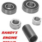 REPAIR KIT 4 MURRAY BLADE SPINDLE QUILL ASSEMBLY