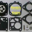 Tillotson HS Carb Carburetor Repair Rebuild Kit Poulan 201 202 203 221 222 223