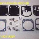 repair rebuild kit CARBURETOR CARB ECHO 280 290 e evlp