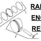 OEM Kohler .010 OS Piston assembly 52-074-69-s, 52-874-03-s, 5287403s with rings