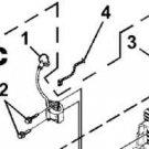 IGNITION MODULE COIL HOMELITE EASY REACH EASYTRIM K200