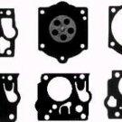 Walbro D10-SDC Carb Carburetor Kit Diaphragms & Gaskets Repair Overhaul Parts