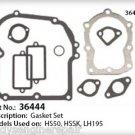 Tecumseh 36444 Engine Overhaul Gasket Kit Set fits HS50, HSSK, LH195 models