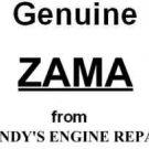 Zama RB-141 Carburetor repair kit Fits C1U-H62 & A Carb Used on Homelite Genuine