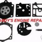 OEM Walbro K10-HDB Carburetor Rebuild Kit Fit HDB Carb Fits Echo McCulloch more