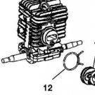 intake boot ps02794 HOMELITE RYOBI 38cc 45cc chainsaw