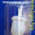 BRIGGS REPLACEMENT INLINE FUEL FILTER 691035 493629 GAS