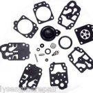 Echo P003001121 Carburetor Repair Rebuild Overhaul Kit fits models listed