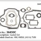engine gasket kit TECUMSEH 36450C 36450 36450A 36450B