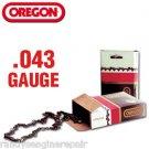 "(3) Loops 90SG044G 12"" Bar Oregon Chain .043 Gauge .375"" Pitch WoodlandPRO Stih"