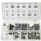 PARTS 200 pc assortment socket set screw engine repair