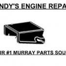 325847 MA Discharge Chute UPPER Murray Craftsman Sears