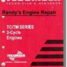 TECUMSEH TC TCH TM SERIES 2 CYCLE SERVICE MANUAL 694782