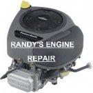 "BRIGGS & STRATTON ENGINE 215702-0015-G1 344cc 1"" CRANK"