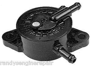 808656 Briggs Fuel Pump John Deere #  M138498 LG808656  M145667