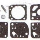 PART repair kit CARBURETOR zama C1U-K type rb-23