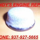 PART ROUND AIR FILTER MCCULLOCH chainsaw 91460 216905