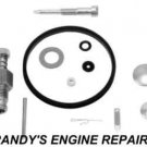 CARBURETOR REPAIR Kit Tecumseh 631029 H30 LAV35 V40 V50