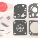 Zama RB-115 Carburetor Carb Repair Overhaul Rebuild Kit New Genuine OEM parts