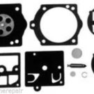 CARBURETOR REPAIR KIT COMPLETE FOR WALBRO CARB, NEW