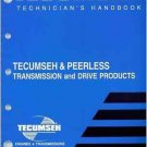 Peerless Transmission Manual, 740045, 691218, Tecumseh