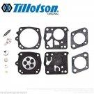 Tillotson Carburetor Kit fit HS Carb Husqvarna 61 162 266 272 288 298 395 New