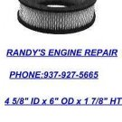 part air filter element 235116 kohler engine