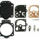 repair kit carburetor mcculloch 605 610 650 3.7 zama