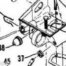 control rod boot mcculloch SP81E 690 SP60 610 650 800