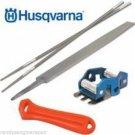 "Husqvarna 137 Chain File Kit 3/8"" .050 Gauge LoPro"
