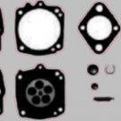Tillotson Carburetor Repair Kit Husqvarna 61 162 266 288 Overhaul Rebuild Carb
