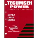 "OEM Tecumseh repair manual 740049, 692509 for 3-10 HP 4 Cycle ""L""head Engines"
