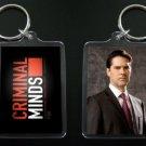 CRIMINAL MINDS Aaron Hotch Hotcher keychain / keyring THOMAS GIBSON 3