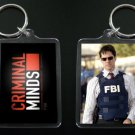 CRIMINAL MINDS Aaron Hotch Hotcher keychain / keyring THOMAS GIBSON 2