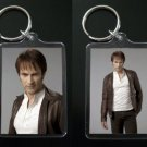 TRUE BLOOD keychain / keyring BILL COMPTON Stephen Moyer 4