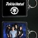 Tokio Hotel keychain / keyring Bill and Tom Kaulitz 8