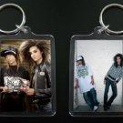 Tokio Hotel keychain / keyring Bill and Tom Kaulitz 5