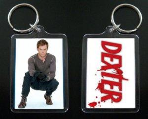 DEXTER keychain / keyring Michael C Hall 4