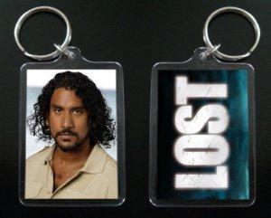 LOST keychain keyring SAYID JARRAH Naveen Andrews 1