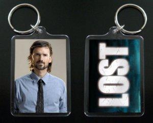 LOST keychain keyring DANIEL FARADAY Jeremy Davies 1